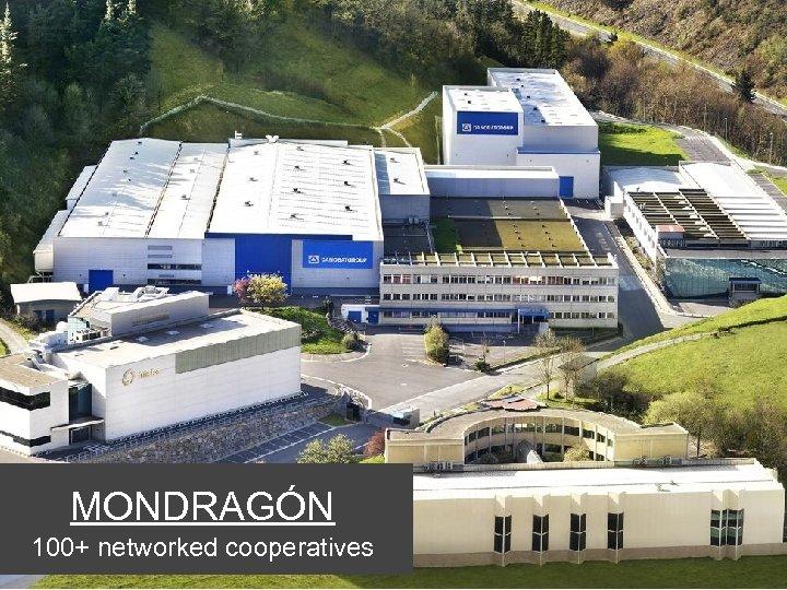 MONDRAGÓN 100+ networked cooperatives