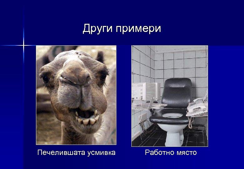 Други примери Печелившата усмивка Работно място