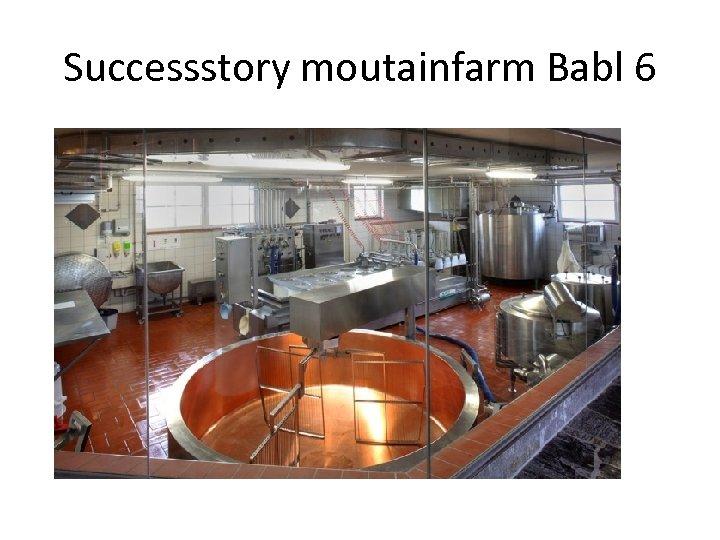 Successstory moutainfarm Babl 6