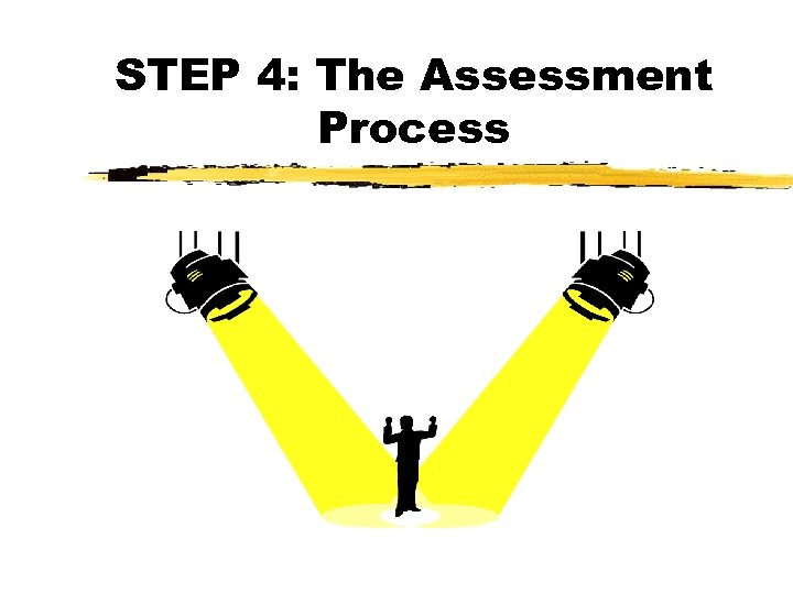 STEP 4: The Assessment Process