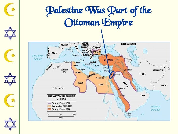 Palestine Was Part of the Ottoman Empire