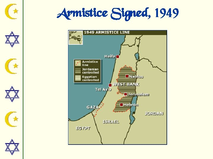Armistice Signed, 1949
