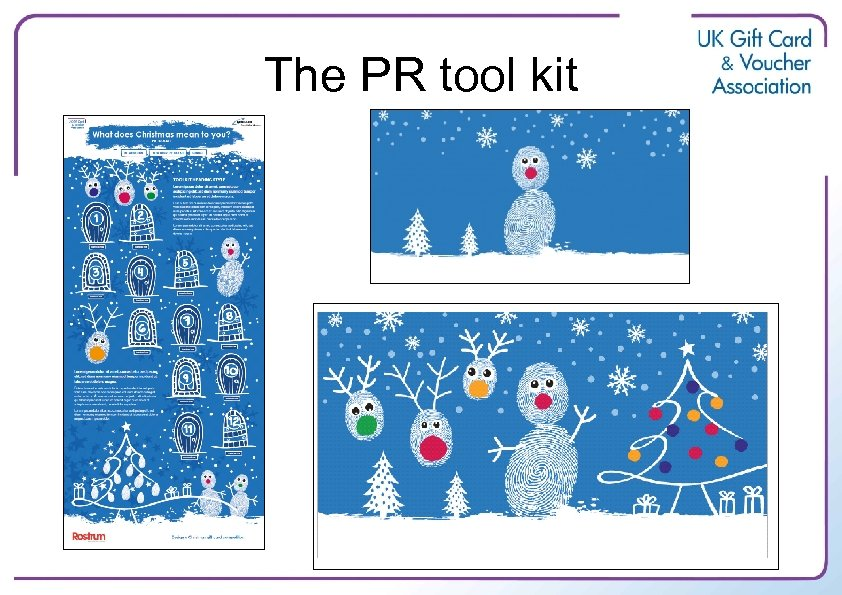 The PR tool kit