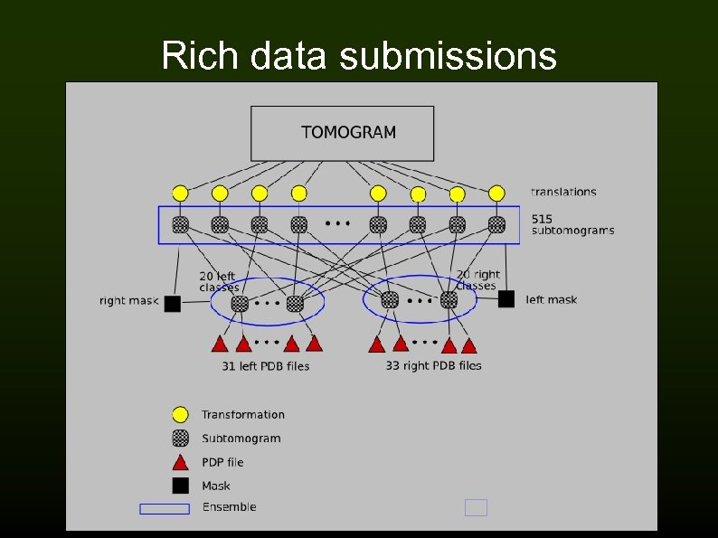 Rich data submissions