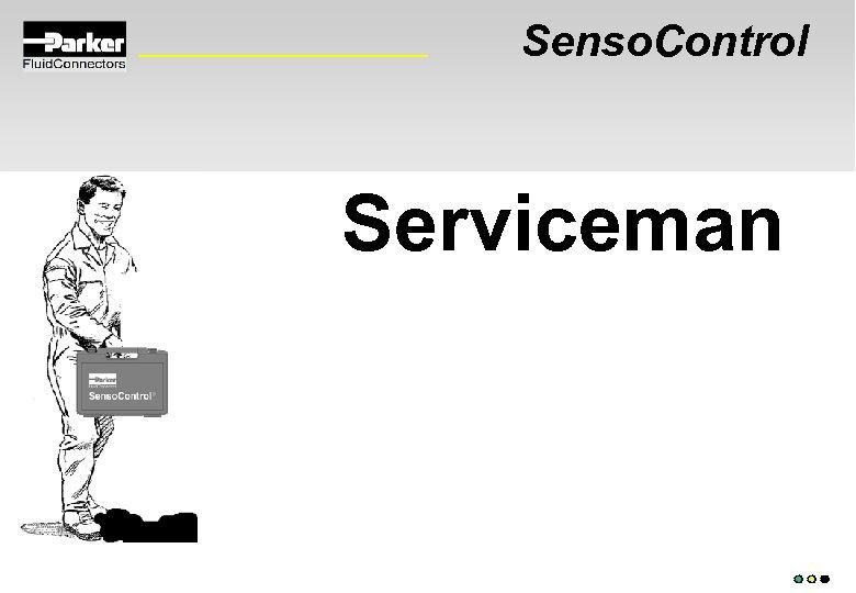 Senso. Control Serviceman