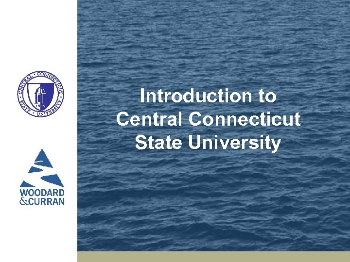 Introduction to Central Connecticut State University