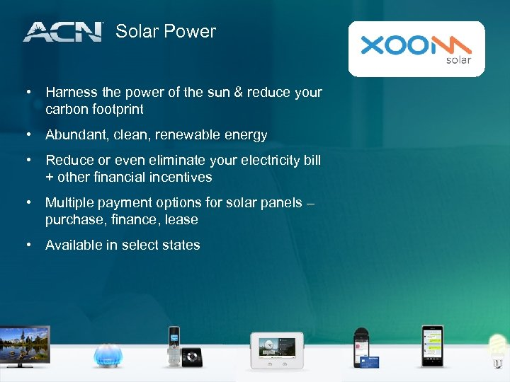 Solar Power • Harness the power of the sun & reduce your carbon footprint