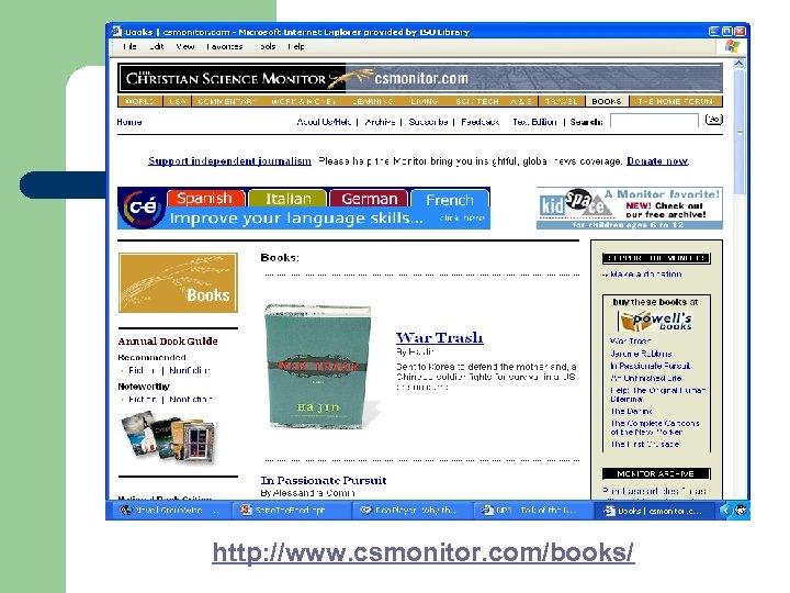 http: //www. csmonitor. com/books/