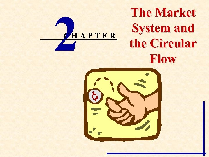 2 CHAPTER The Market System and the Circular Flow