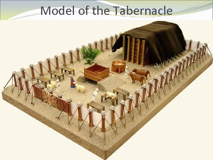Model of the Tabernacle