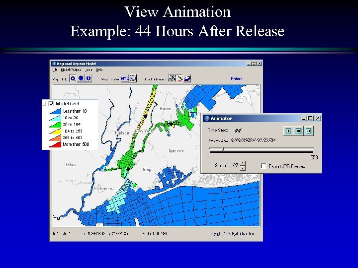 View Animation Example: 44 Hours After Release