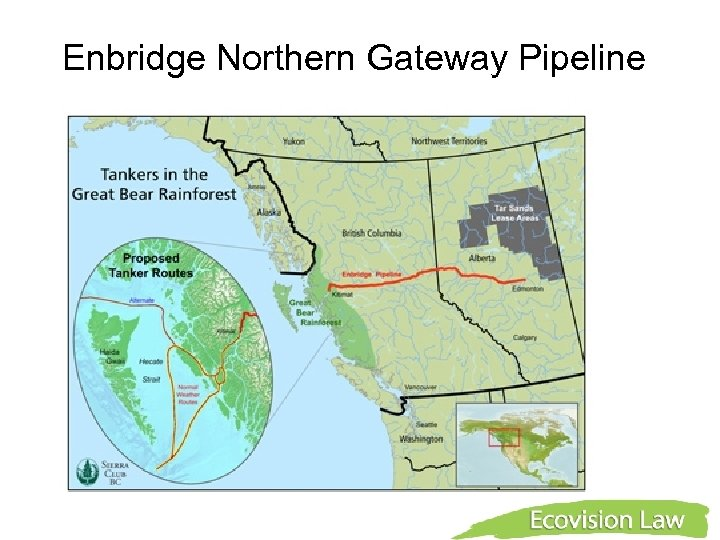 Enbridge Northern Gateway Pipeline