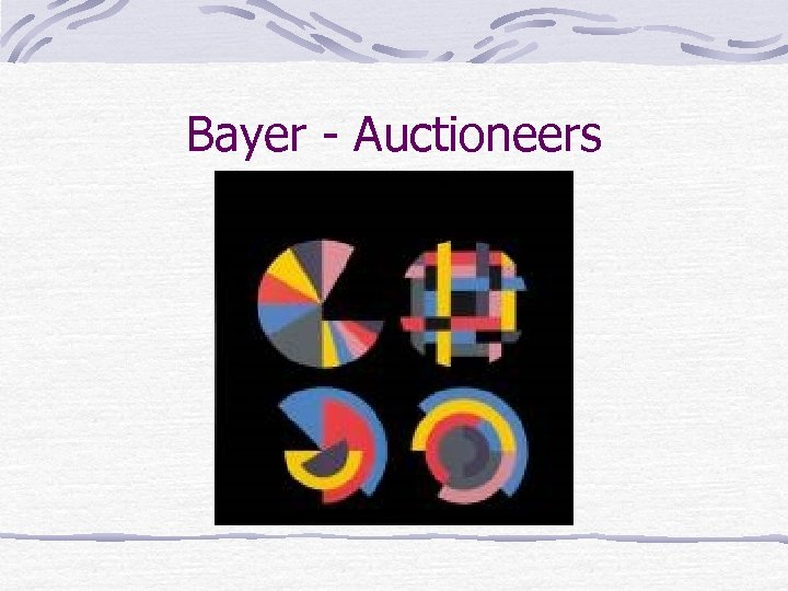 Bayer - Auctioneers