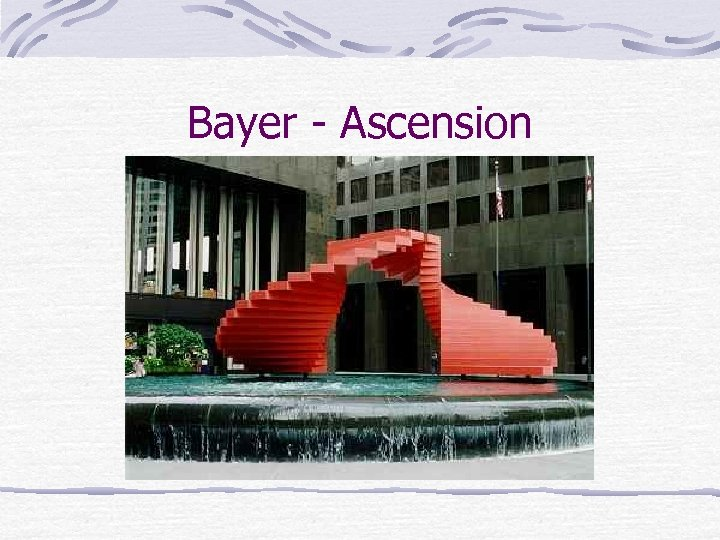 Bayer - Ascension