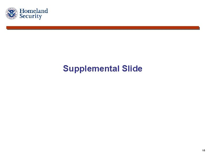 Supplemental Slide 18