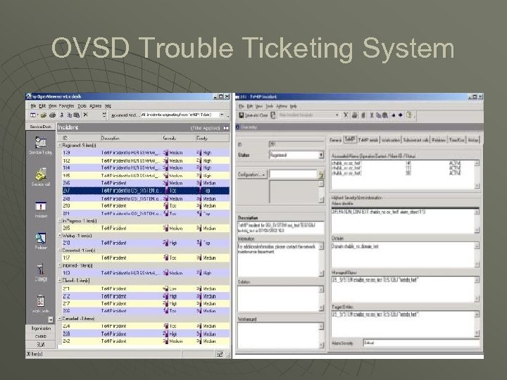 OVSD Trouble Ticketing System