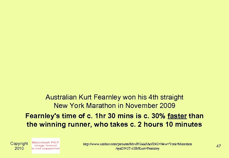 Australian Kurt Fearnley won his 4 th straight New York Marathon in November