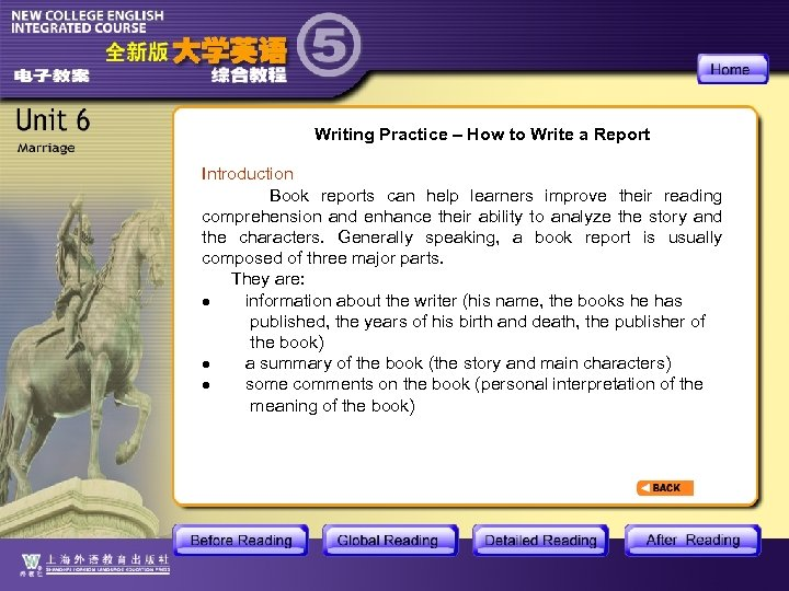 Writing Practice – How to Write a Report Introduction Book reports can help learners