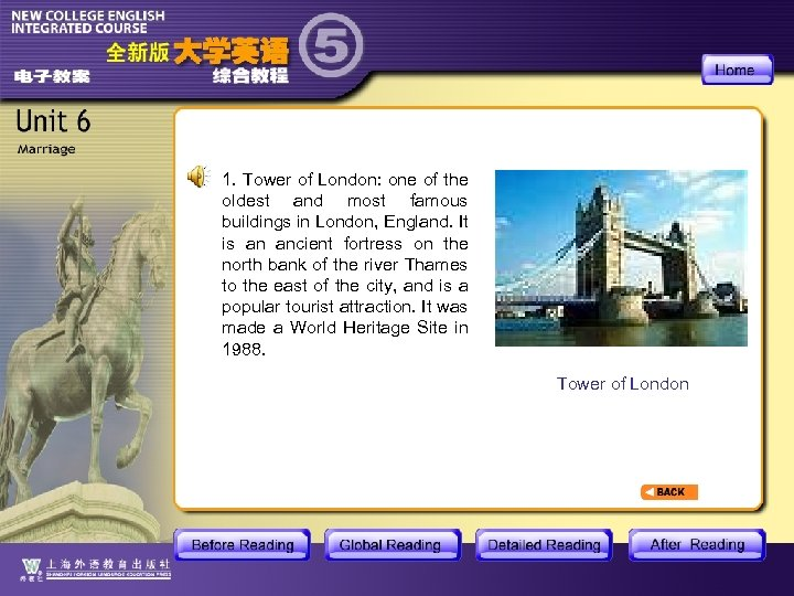 1. Tower of London: one of the oldest and most famous buildings in London,
