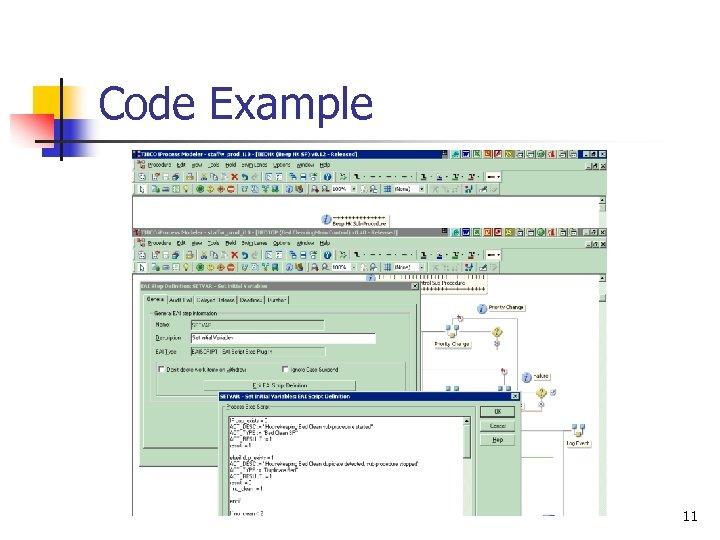 Code Example 11