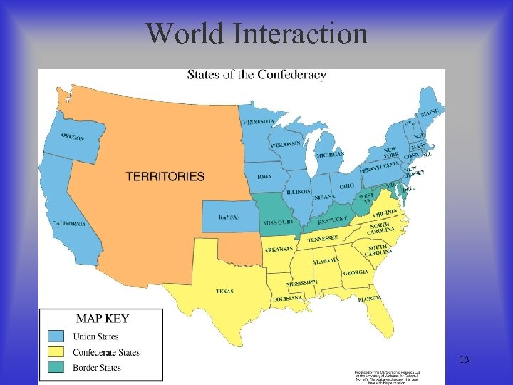 World Interaction 13