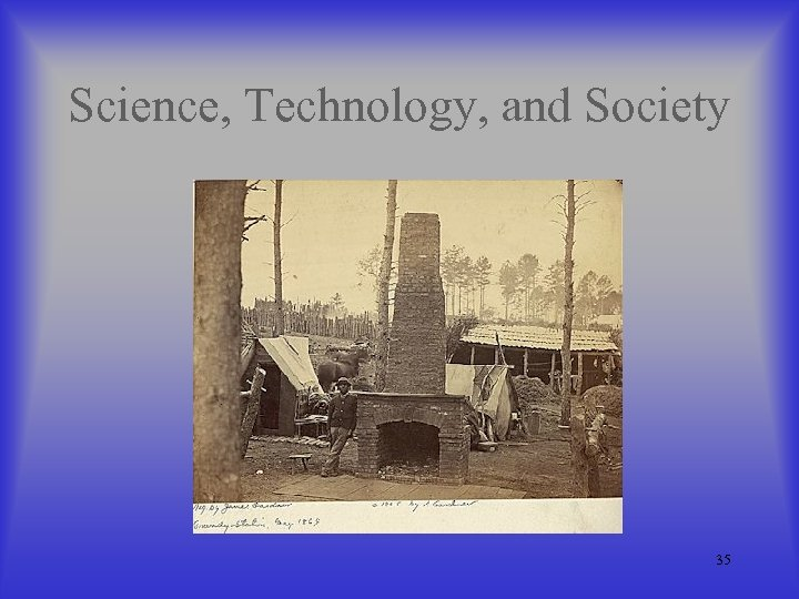 Science, Technology, and Society 35