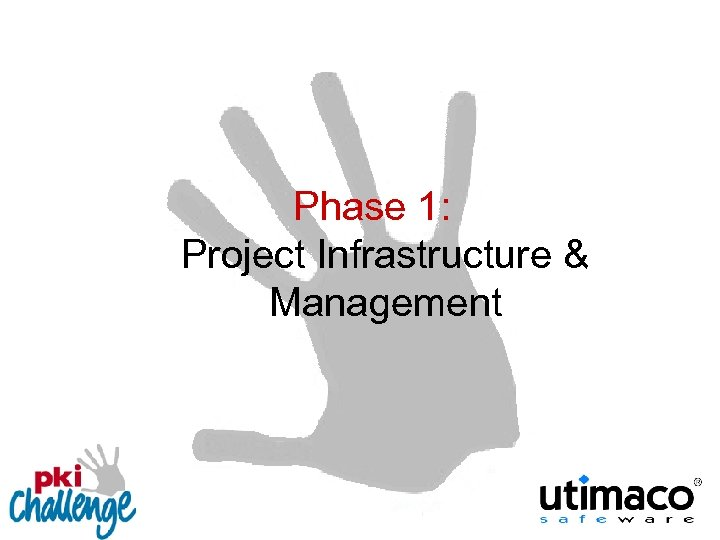 Phase 1: Project Infrastructure & Management