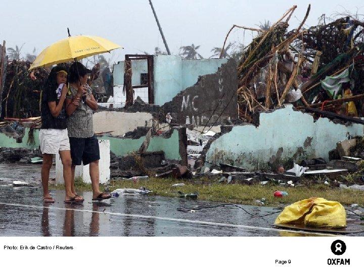 Photo: Erik de Castro / Reuters Page 9
