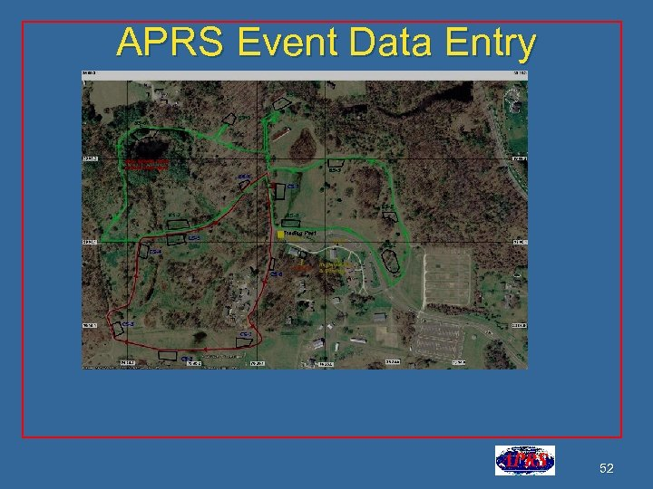 APRS Event Data Entry 52