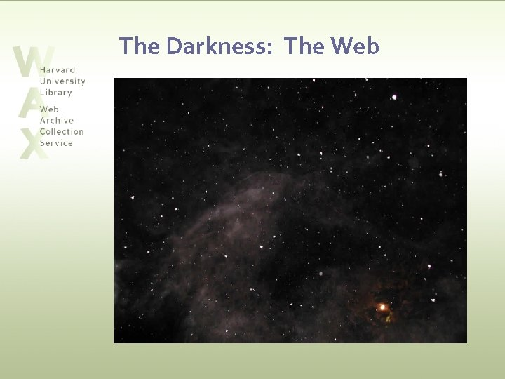 The Darkness: The Web
