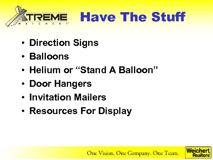 "Have The Stuff • • • Direction Signs Balloons Helium or ""Stand A Balloon"""