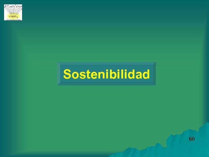 Sostenibilidad 60