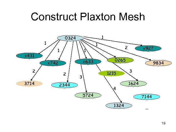 Construct Plaxton Mesh 1 x 431 1 0324 1 1 x 633 x 742