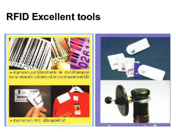 RFID Excellent tools 35