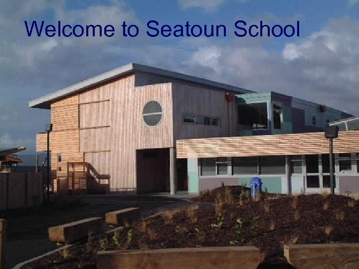 Welcome to Seatoun School