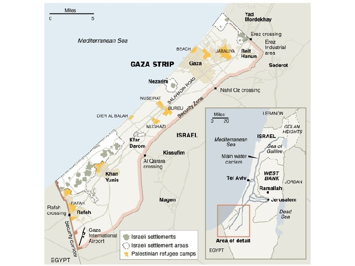 Gaza Strip, April 2004