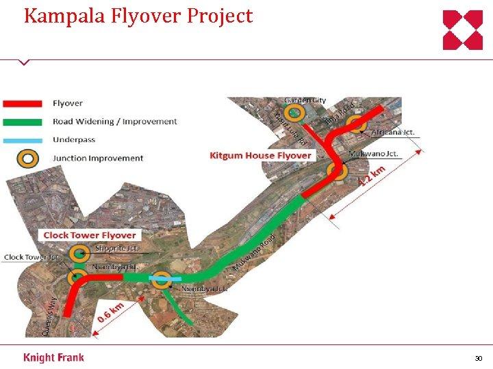 Kampala Flyover Project 30