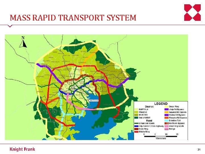 MASS RAPID TRANSPORT SYSTEM 31