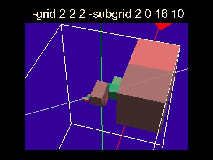 -grid 2 2 2 -subgrid 2 0 16 10