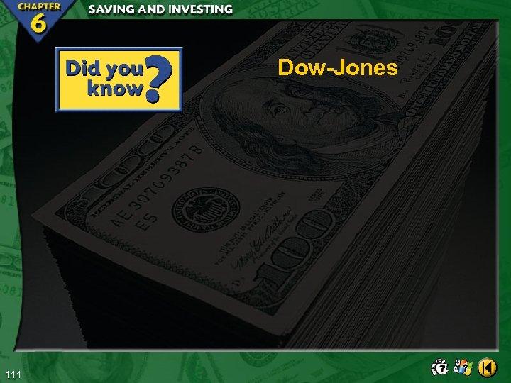 Dow-Jones 111