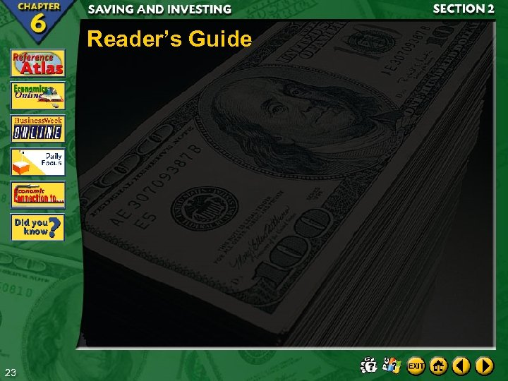 Reader's Guide 23