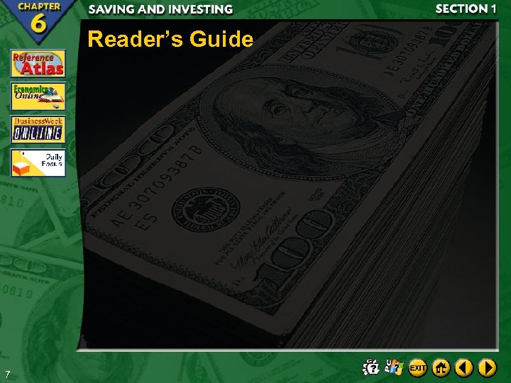 Reader's Guide 7