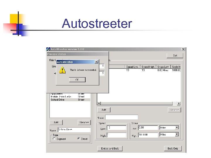 Autostreeter