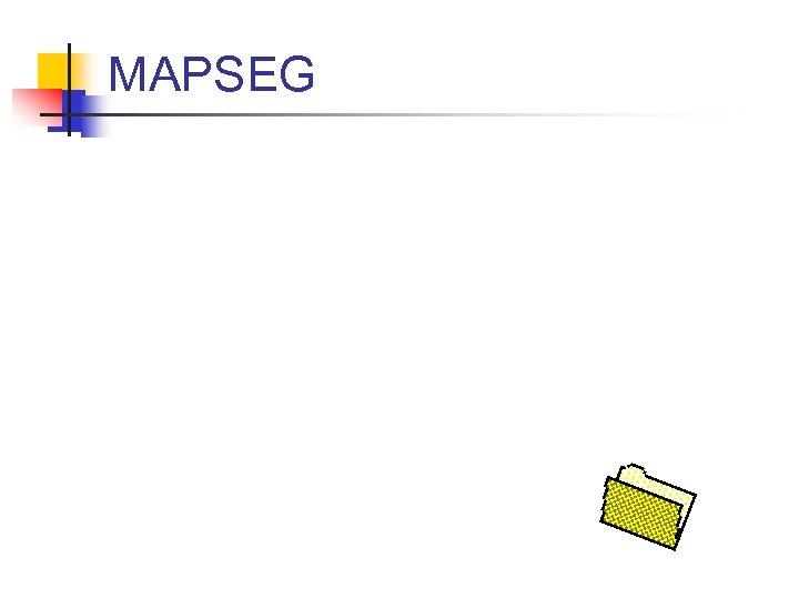 MAPSEG