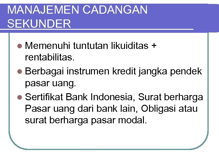Laporan Keuangan L Neraca Bank Gambaran