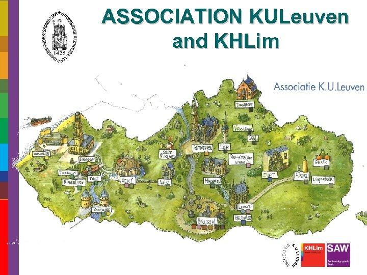 ASSOCIATION KULeuven and KHLim