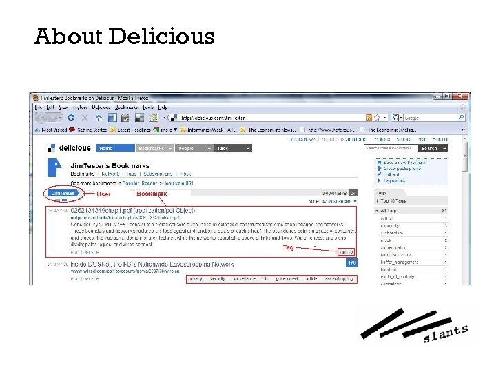 About Delicious