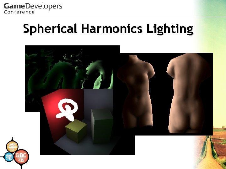 Spherical Harmonics Lighting