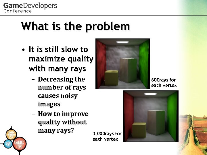 What is the problem • It is still slow to maximize quality with many