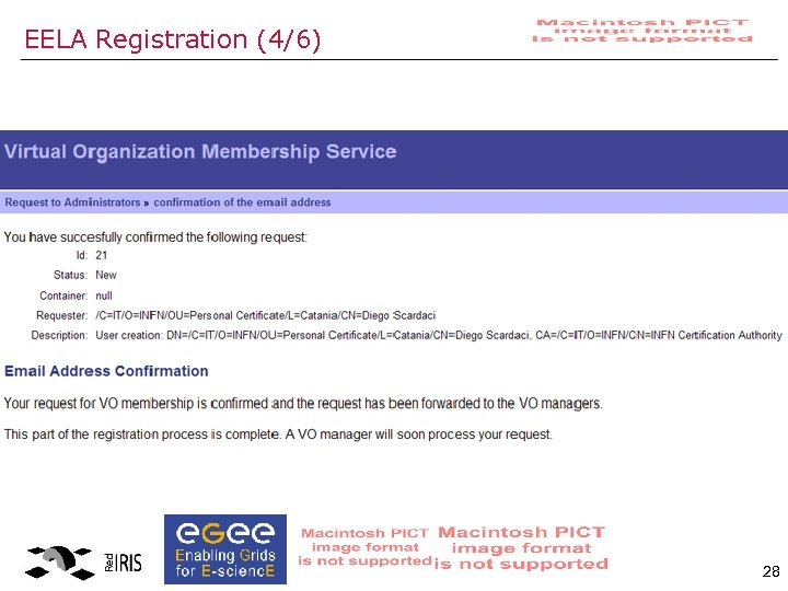 EELA Registration (4/6) 28